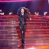 Roser imita a Cher como invitada en la Gala 8 de 'Tu cara me suena'