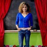 Toni Acosta posa como Mayte de 'Señoras del (h)AMPA'