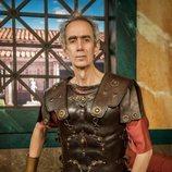 César Sarachu es un soldado romano en 'Justo antes de Cristo'