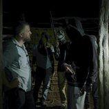 David Beriain en Venezuela en la segunda temporada de 'Clandestino'