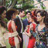 Karina y Julia se encuentran en la 19ª temporada de 'Cuéntame cómo pasó'