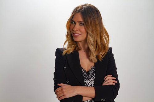 María Gómez, presentadora de 'Ese programa del que usted me habla'
