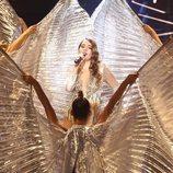 Marilia en la Gala 9 de 'OT 2018'