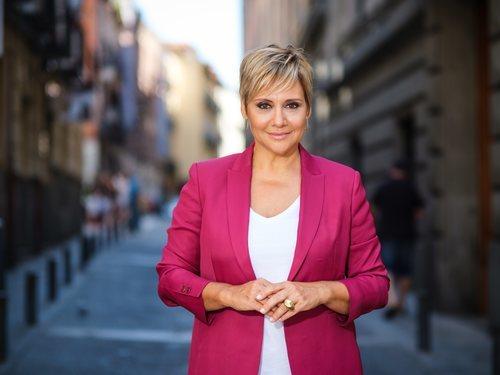 Gloria Serra, en 'Equipo de investigación'
