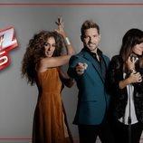Coaches de 'La Voz Kids' en Antena 3