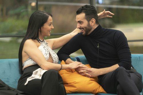 Suso y Aurah Ruiz en la gala 11 de 'GH VIP 6'