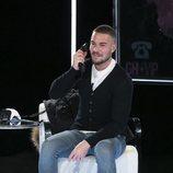 Tony Spina llamando por teléfono en la gala 11 de 'GH VIP 6'