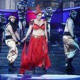 Anabel Alonso imita a Chenoa en la Gala 9 de 'Tu cara me suena'