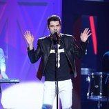 Jordi Coll imita a Depeche Mode en la Gala 9 de 'Tu cara me suena'