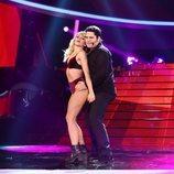 Brays Efe imita a Chayanne en la Gala 9 de 'Tu cara me suena'
