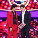 Carlos Baute se convierte en el ganador de la Gala 9 de 'Tu cara me suena'