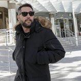 Dani Mateo acude al juzgado para declarar por el sketch de la bandera de España