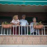Merche, Antonio y Herminia en el final de la temporada 19 de 'Cuéntame cómo pasó'