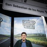 Jesús Cintora, presentador de 'Carretera y manta'