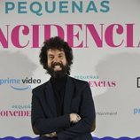 Juan Ibáñez en la presentación de 'Pequeñas coincidencias'