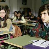 Carlos y Karina durante su adolescencia en 'Cuéntame cómo pasó'