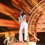 Marta canta en la Gala 10 de 'OT 2018'