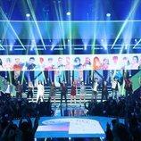 """Los concursantes de 'OT 2018' interpretan su himno """"Somos"""" en la Gala 10"""