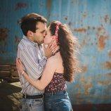 Carlos y Karina, en el final de la temporada 19 de 'Cuéntame cómo pasó'