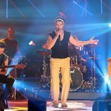 Carlos Baute imita a Ricky Martin en la Gala 10 de 'Tu cara me suena'