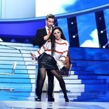 Anabel Alonso se mete en la piel de Daniela Romo en la Gala 10 de 'Tu cara me suena'