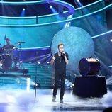 Jordi Coll asume el papel de Imagine Dragons en la Gala 10 de 'Tu cara me suena'