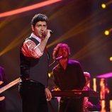Manu Sánchez imita a Alejandro Fernández en la Gala 10 de 'Tu cara me suena'