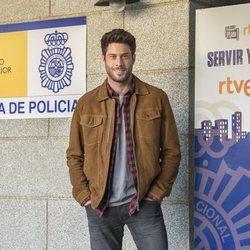 José Lamuño en la temporada 3 de 'Servir y proteger'