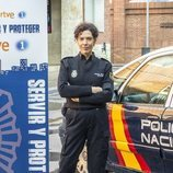 Maru Valdivielso en la temporada 3 de 'Servir y proteger'