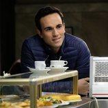 Alejandro Jato durante la temporada 3 de 'Servir y proteger'