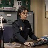 Maru Valdivielso durante la temporada 3 de 'Servir y proteger'