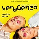 Cartel oficial de la temporada 2 de 'Vergüenza'
