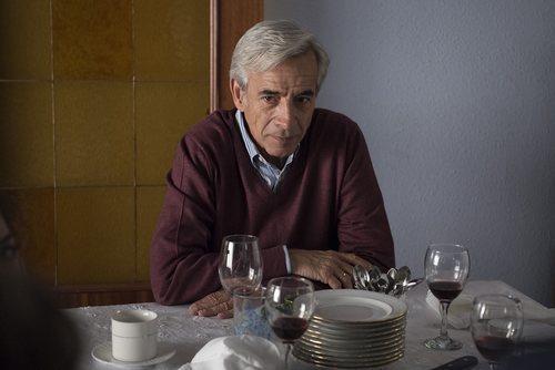 El actor Imanol Arias en la 20 temporada de 'Cuéntame cómo pasó'