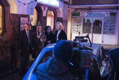 La familia Alcántara comienza el rodaje de la 20 temporada de 'Cuéntame'