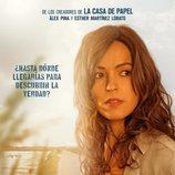 Póster individual de Verónica Sánchez en 'El embarcadero'