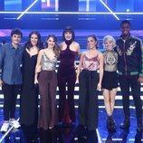 Todos los concursantes de 'OT 2018' en la Gala 11