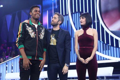 Famous y Natalia, se convierten primeros finalistas de 'OT 2018' en la Gala 11