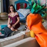 Celia Freijeiro en una escena de 'Déjate llevar'