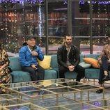 Los cuatro finalistas de 'GH VIP 6' en la gala 13