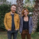 Manuel Burque y Leticia Dolera en 'Déjate llevar'