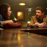 Marta y Pablo en el primer capítulo de 'Hospital Valle Norte'