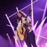 Julia Medina canta 'Ya lo sabes' en la Gala 12 de 'OT 2018'