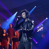 Miki canta 'Some nights' en la Gala 12 de 'OT 2018'