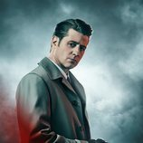 Póster de Ben McKenzie como James Gordon en la temporada final de 'Gotham'