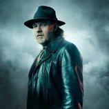 Póster de Donal Logue como Harvey Bullock en la temporada final de 'Gotham'