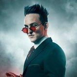 "Póster de Robin Lord Taylor como Oswald Cobblepot ""Penguin"" en la temporada final de 'Gotham'"