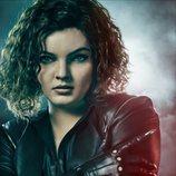 Póster de Camren Bicondova como Selina Kyle en la temporada final de 'Gotham'