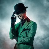 Póster de Cory Michael Smith como The Riddler en la temporada final de 'Gotham'