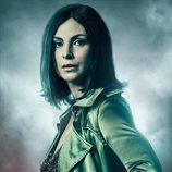 Póster de Morena Baccarin como Leslie Thompkins en la temporada final de 'Gotham'