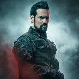 """Póster de Shane West como Eduardo Dorrance """"Bane"""" en la temporada final de 'Gotham'"""